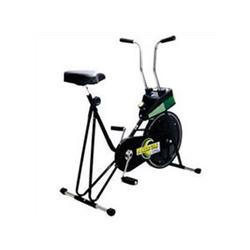 exercise cycle with speedometer